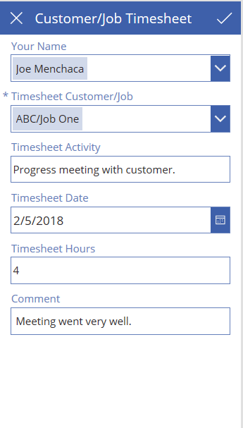 timesheet sharepoint online for small businesses